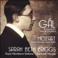 Gal, Mozart - Piano Concertos
