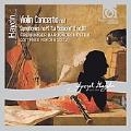 Haydn: Symphonies No.49, No.80, Violin Concerto No.1 / Gottfried von der Goltz, Freiburg Baroque Orchestra