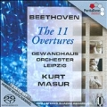 Beethoven: The 11 Overtures