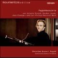 Fagottkonzerte - Vivaldi, G.Jacob, J.Francaix and C.P.E.Bach