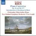 Ries: Piano Concertos Vol.5