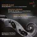 エルガー/アーノルド/シンプソン: 弦楽オーケストラのための編曲集