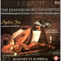Bach: The Brandenburg Concertos / Sorrell, Apollo's Fire