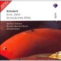 Schubert:Octet D.803/ String Quintet D.956:Brandis Quartet/Berliner Solisten/Jorg Baumann(vc)