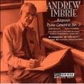 Imbrie: Requiem, Piano Concerto no 3 / Rothman, et al