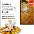 "Janacek: String Quartet No.1 ""Kreutzer Sonata"", No.2 ""Intimate Letters""; Dvorak: Piano Quintet Op.81 -Dumka / Alban Berg String Quartet, Elisabeth Leonskaja(p)"