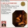 Gounod: St Cecilia Mass / Hartemann, Lorengar, Hoppe, et al