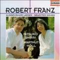 Franz: Selected Songs / Mitsuko Shirai, Hartmut Hoell