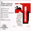 An Arthur Berger Retrospective -Duo for Cello and Piano, Duo for Oboe and Clarinet, Duo No.1, etc /