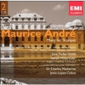 MUSIC FOR TRUMPET:HANDEL/HAYDN/ALBINONI/TELEMANN/MARCELLO/ETC:MAURICE ANDRE(tp)