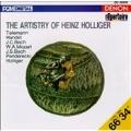 Artistry of Heinz Holliger