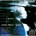 Poulenc: Gloria, Stabat Mater, Litanies / Hickox, Dubosc