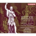 Elgar: Caractacus, etc / Hickox, London SO & Chorus