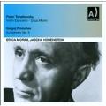 Tchaikovsky: Violin Concerto Op.35; Prokofiev: Symphony No.5 Op.100