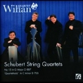 Schubert: String Quartets No.15, No.12