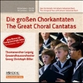 J.S.Bach: The Great Choral Cantatas