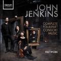 John Jenkins: Complete Four-Part Consort Music