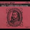 Jacobus Handl Gallus: Moralia / Singer Pur