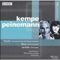 Tippett:Concerto for Double String Orchestra/Berg:Violin Concerto (2/18/1976)/Janacek:Sinfonietta (10/12/1975):Rudopf Kempe(cond)/BBC Symphony Orchestra/Edith Peinemann(vn)