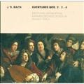 CCC - Bach: Overtures no 2, 3 & 4 / Helmut Koch, Berlin CO