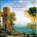 F.Geminiani : Cello Sonatas Op.5 / Jaap ter Linden(vc), Lars Ulrik Mortensen(cemb)