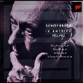 Schoenberg in America 1934-1951