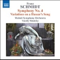 F.Schmidt: Symphony No.4, Variations on a Hussar's Song