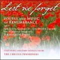 Poetry & Music of Rememberance