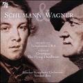 Schumann & Wagner - Schumann: Symphony No.3, No.4; Wagner: Der Fliegende Hollander Overture