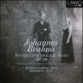 Brahms: Sonatas for Viola & Piano Op.120