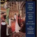 A.Busnois: Missa L'homme Arme; P.de Domarto: Missa Spiritus Almus; J.Pullois: Flos de Spina, etc (6/2001) / Andrew Kirkman(cond), Binchois Consort