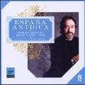 Espana Antigua - Spanish Secular Music c.1200-1700<期間限定盤>
