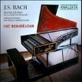 J.S.Bach: Famous Works on Pedal Harpsichord