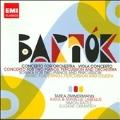 Bartok: Concerto for Orchestra, Viola Concerto, Concerto for 2 Pianos, etc