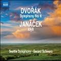 Dvorak: Symphony No.6; Janacek: Idyll
