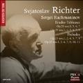ラフマニノフ: 練習曲「音の絵」Op.33~第9番、第5番、第6番、練習曲「音の絵」Op.39~第1番、第2番、第3番、第4番、第7番、第9番、他