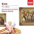 Rota: Film Music / Gelmetti, Monte-Carlo Philharmonic
