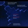 M.L.Gothe: Clarinet Concerto; T.Agnas (G.Litsgard): Vivaldi Moods, etc