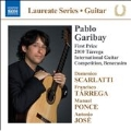 Pablo Garibay Guitar Recital - D.Scarlatti, Tarrega, Ponce, A.Jose