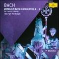 J.S.Bach: Brandenburg Concerto No.4-6, Orchestral Suite No.2