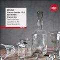 Brahms: Clarinet Sonatas No.1, No.2; Beethoven: Clarinet Trio Op.11