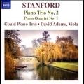 Stanford: Piano Trio No.2 & Piano Quartet No.1