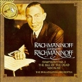 Rachmaninov Conducts Rachmaninov -Symphony No.3(1939)/Ilse of the Dead(1929)/etc:Philadelphia Orchestra