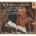 サント・コロンブ2世: 無伴奏バス・ヴィオールのための組曲