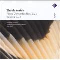 PIANO CTO 1/2/PIANO SON 2:SHOSTAKOVICH