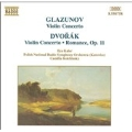 Glazunov/Dvorak: Violin Concertos