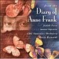 Morawetz: From the Diary of Anne Frank, etc /Forst, Bernardi
