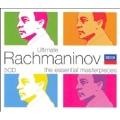Ultimate Rachmaninov -Piano Concertos No.1-No.4/Paganini Rhapsody Op.43/etc