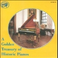 A Golden Treasury of Historic Pianos -Haydn/J.Field/M/Clementi/etc (1977-91):Richard Burnett(fp)/etc