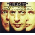 """Glass: """"Heroes"""" Symphony / Davies, American Composers Orch"""